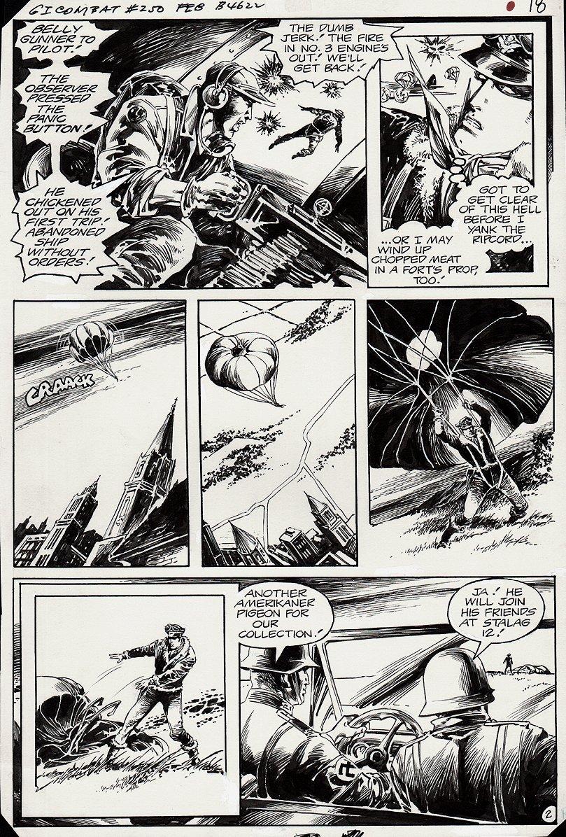 G.I. Combat #250 p 2 (1982)