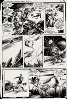 G.I. Combat #250 p 2 (1982) Comic Art