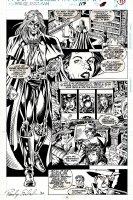 Web of Spider-Man #117 p 11 (1994) Comic Art