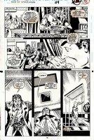 Web of Spider-Man #119 p 16 (1994) Comic Art