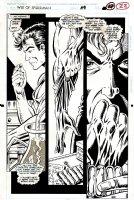 Web of Spider-Man #119 p 22 (1994) Comic Art