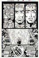Web of Spider-Man #124 p 4 (1995) Comic Art