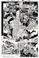 Web of Spider-Man #125 p 36 (1995) Comic Art