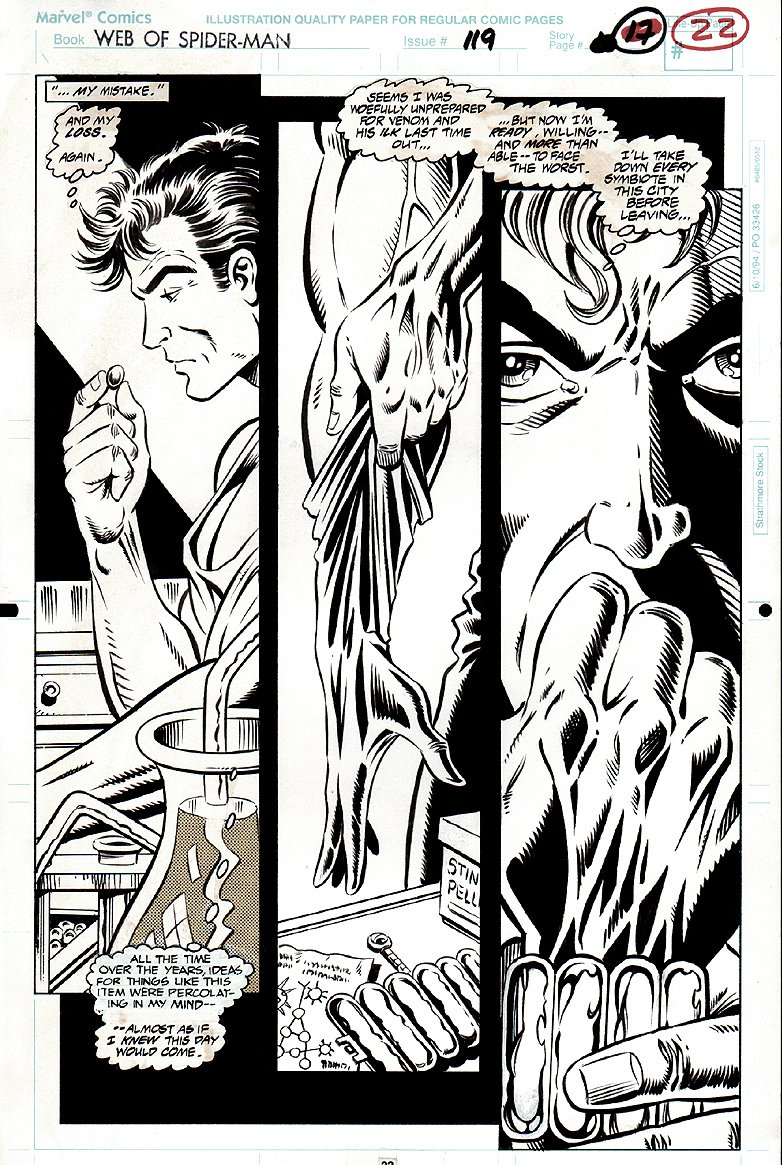 Web of Spider-Man #119 p 22 (1994)