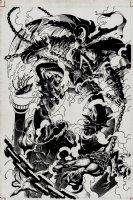 SPAWN Pinup (1997) Comic Art