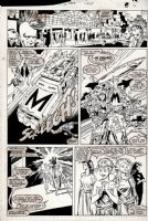 Uncanny X-Men #244 p 16 (FIRST JUBILEE ISSUE!) 1989) Comic Art