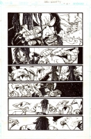 Authority / Lobo: Jingle Hell Issue 1 Page 16 Comic Art