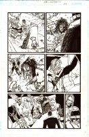 Authority / Lobo: Jingle Hell Issue 1 Page 26 Comic Art