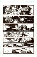 Authority / Lobo: Jingle Hell Issue 1 Page 36 Comic Art