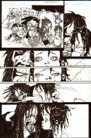 Authority / Lobo: Jingle Hell Issue 1 Page 42 Comic Art