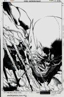 Wolverine: Origins #9 Cover (2006) Page d Comic Art