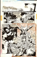 X-Factor Annual Issue 7 Page 32 Comic Art