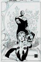 Hal Jordan and the Green Lantern Corps #8 Cover (2016) Comic Art