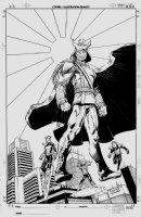 New X-Men #18 Cover (2005) Comic Art
