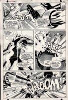 Iron Man #2 p 19 (1968)  Comic Art