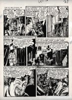 Tales from the Crypt #27 p 3 (Large Art) 1951 Comic Art
