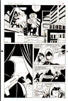 Batman & Robin Adventures Issue 25 Page 29 Comic Art