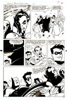 Batman & Robin Adventures Issue 25 Page 32 Comic Art