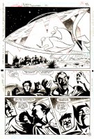 Batman & Robin Adventures Issue 25 Page 33 Comic Art