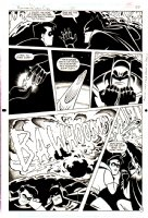 Batman & Robin Adventures Issue 25 Page 37 Comic Art