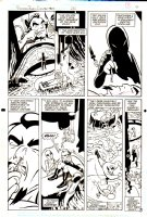 Batman & Robin Adventures Issue 25 Page 9 Comic Art