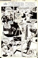 The Unexpected Issue 208 Page 1 (1979) Comic Art