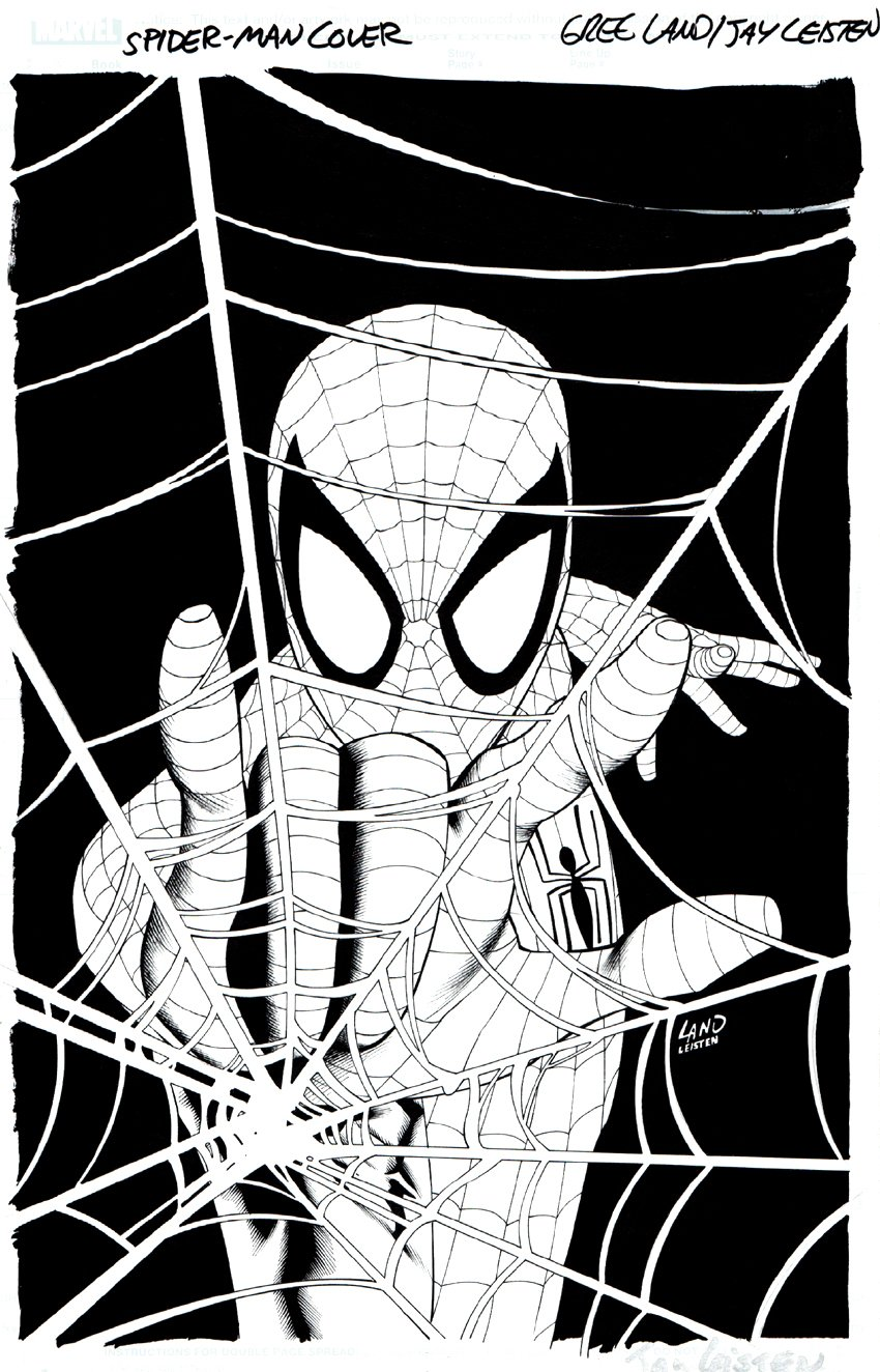 Amazing Spider-Man: Extra! #1 Cover (2008)