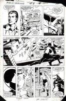 Web of Spider-Man #8 p 15 (1985) Comic Art