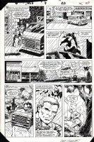 Web of Spider-Man #9 p 20 (1985) Comic Art