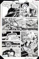 Web of Spider-Man #9 p 22 (1985) Comic Art