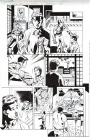 Spider-Man 2: The Movie Issue 1 Page 40 (2004) Comic Art