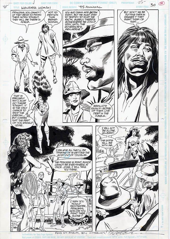 Wonder Woman 1995 Annual p 30 (1995)