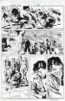 X-Treme X-Men #45 p 23 Comic Art