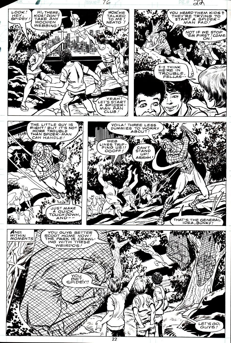 Marvel Team-Up #96 p 22 (1980)