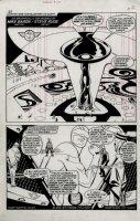 Nexus #101 p 1 SPLASH (2009) Comic Art
