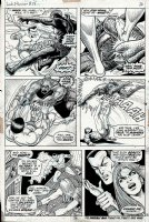 Sub-Mariner #58 p 26 (1972) Comic Art