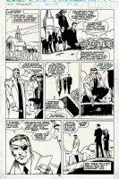 Excalibur #56 p 30 Comic Art