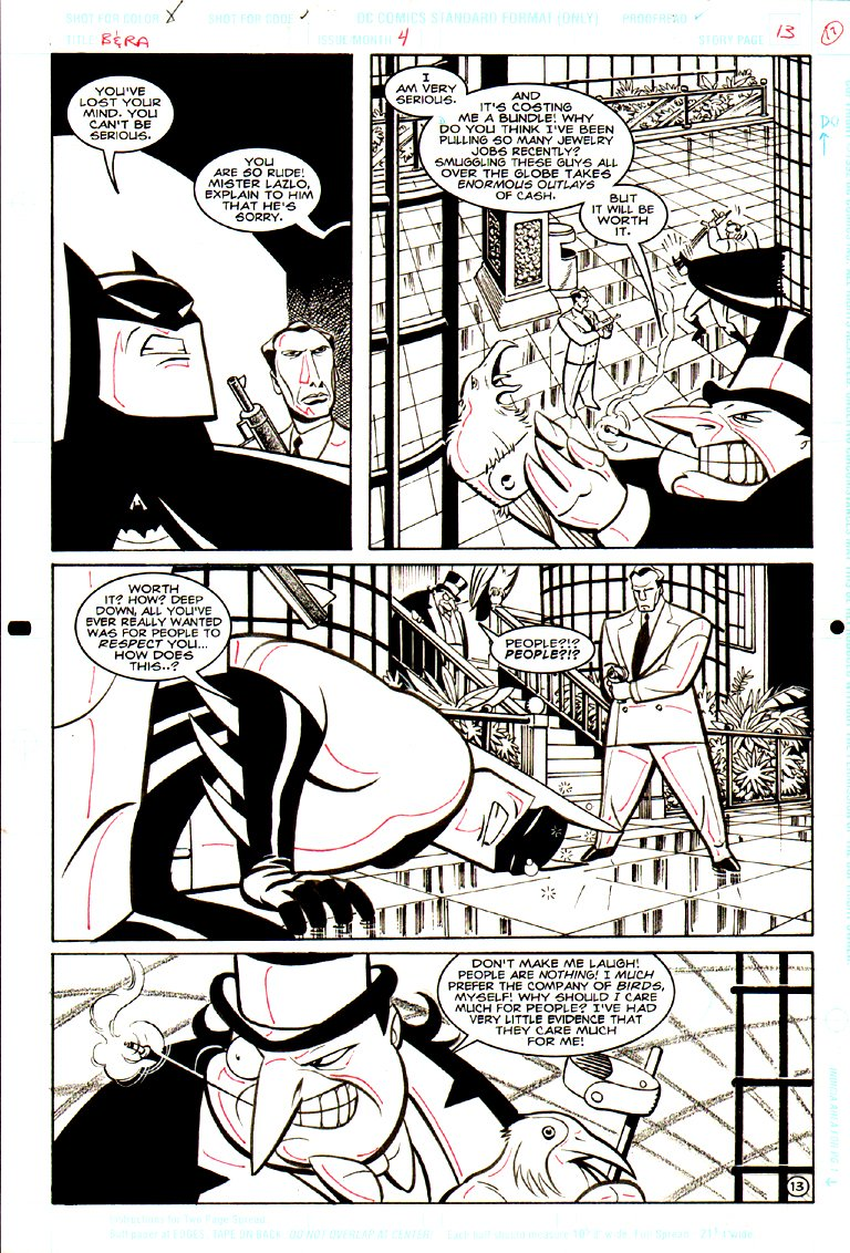 Batman & Robin Adventures #4 p 13