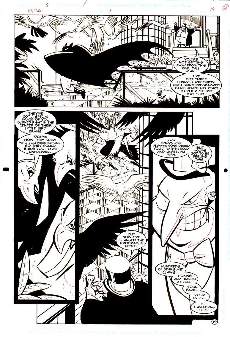 Batman & Robin Adventures #4 p 19