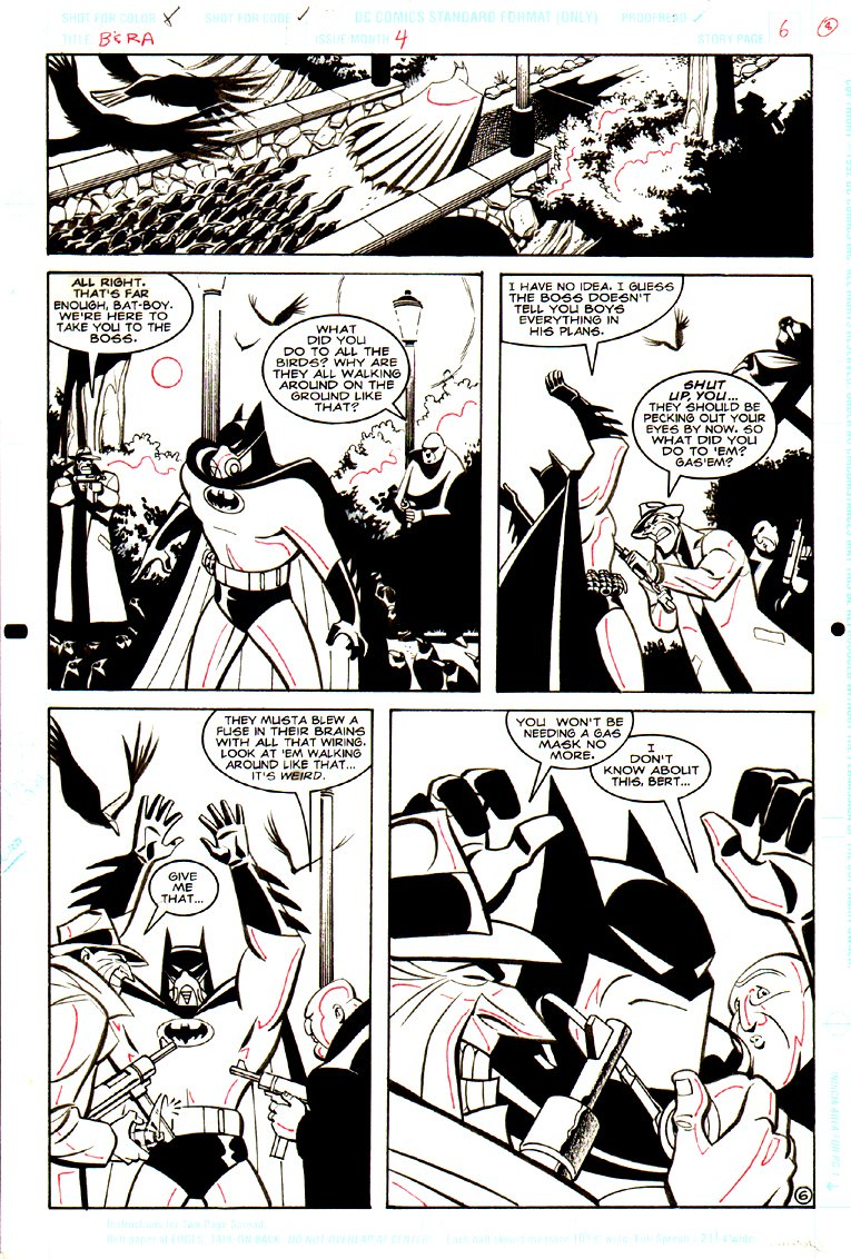 Batman & Robin Adventures Annual #4 p 6
