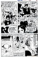 Adventure Comics Issue 407 Page 20 (1971)  Comic Art