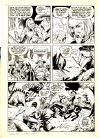 Tarzan Weekly #3 (Large Art) 1977 Page 11 Comic Art