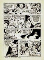 Tarzan Weekly #12 (Large Art) 1977 Page 3 Comic Art