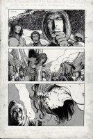 Kull Of Atlantis p 10 (Precursor To Conan The Barbarian #1) 1969-1970 Comic Art