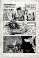 Kull Of Atlantis p 12 (Precursor To Conan The Barbarian #1) 1969-1970 Comic Art