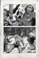 Kull Of Atlantis p 13 (Precursor To Conan The Barbarian #1) 1969-1970 Comic Art