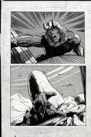 Kull Of Atlantis p 17 (Precursor To Conan The Barbarian #1) 1969-1970 Comic Art