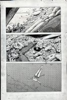 Kull Of Atlantis p 18 (Precursor To Conan The Barbarian #1) 1969-1970 Comic Art