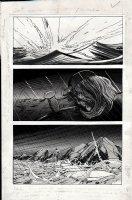 Kull Of Atlantis p 19 (Precursor To Conan The Barbarian #1) 1969-1970 Comic Art