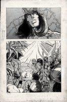 Kull Of Atlantis p 2 (Precursor To Conan The Barbarian #1) 1969-1970 Comic Art